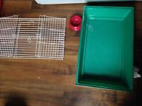 New small animal cage