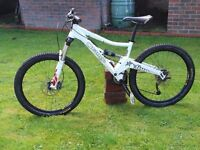 ORANGE 5 S 2010 MOUNTAIN BIKE