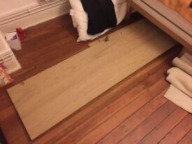 2 Ikea cupboard doors (229mm high x 50mm wide)