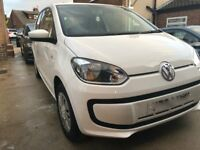 Volkswagen UP! 1.0 Move up! 3dr AMAZING CONDITION