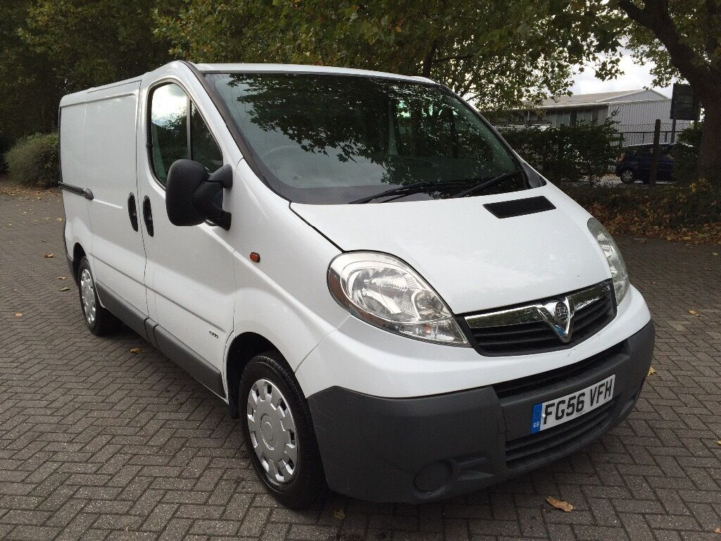 Vauxhall vivaro 1.9 DCI 2006 low mileage only 76