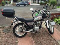 HUONAIO HN-125 MOTORBIKE 125cc, Learner Legal