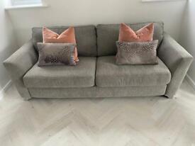 DFS 3 seat sofa - Sophia range