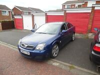 VECTRA GSi, V6, 2003, ALLOYS, LOW MILES, BLUE, MANUAL, PETROL, MOT'D, OFFERS