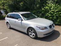 BMW 520d Touring (09 Reg) - 93K - huge spec!