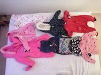12-18 months girl autumn winter clothes