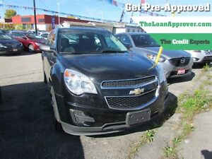 2015 Chevrolet Equinox LS | ONE OWNER | AWD | BLUETOOTH London Ontario image 1