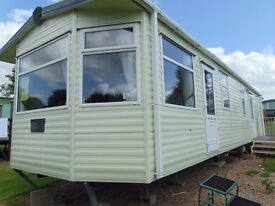 Pre-owned Carnaby Ridgeway Static Caravan Holiday Home For Sale In Ripon