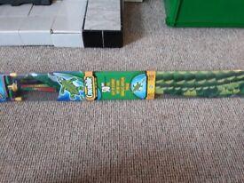 Brand New CrocoDile Tailspin Nylon Kite