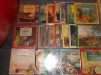 Bundle classical records x49 The Great Composers