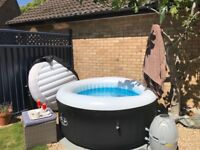 Lay Z Spa for sale for garden