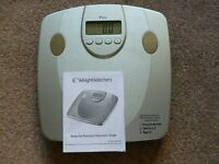 Weightwatcher Body Fat Precision Electronic Scales