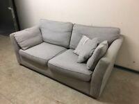 a sofa John Lewis 2 seater