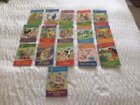 16 Enid Blyton Adventure Books - all in excellent condition