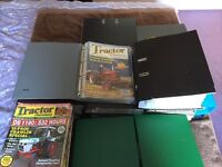 Huge collection of farming magazines
