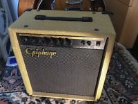 Epiphone Guitar Amp EP-1000 40W Tweed