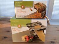 Lakeland Pasta Machine & Ravioli Attachment