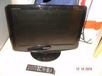 Faulty Samsung tv 18''