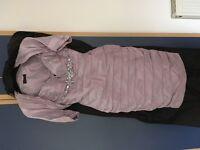 Ian Stuart lilac dress and jacket