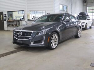 2014 Cadillac Berline CTS Traction intégrale Premium *** 37 078