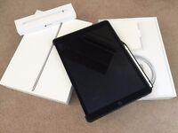 Ipad Pro 12.9. 128Gb Wi Fi & Cellular. +Apple Pencil & Case, Space Grey
