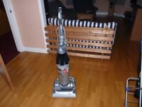 Dyson DC07 upright vacuum cleaner
