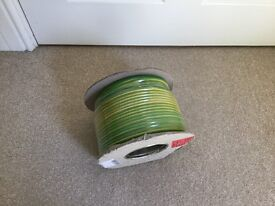 Earth cable 10mm x 100 m brand new