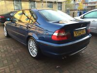 Bmw 330D M sport in perfect condition full service history £ 1900 px welcome