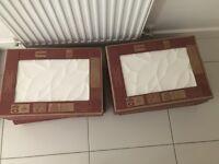 Porcelanosa Oxo Deco Blanco tiles 4 boxes