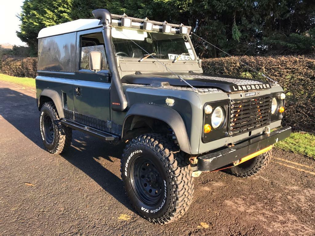 land rover defender 90 300tdi in hullbridge essex gumtree. Black Bedroom Furniture Sets. Home Design Ideas