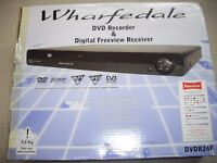 Wharfedale DVDR24F recorder