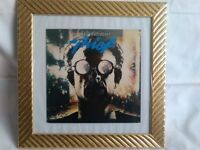 Tangerine Dream Thief framed LP