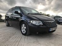 2007│Chrysler Grand Voyager 2.8 CRD Executive XS 5dr│1 FORMER KEEPER│LONG MOT│HPI CLEAR│