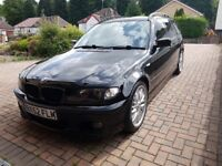 Bmw 325i touring m sport (swap for discovery td5)