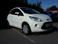 Ultra low mileage Ford KA - just 3200 miles and had 3 services. One owner from new