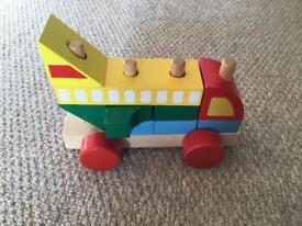 Aeroplane building block