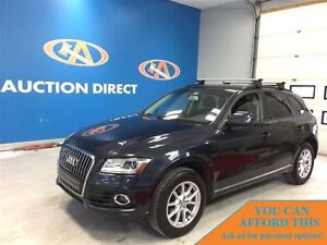 2013 Audi Q5 2.0T AWD! LEATHER! FINANCE NOW!