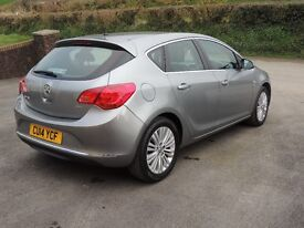 Vauxhall Astra 1.7 CDTi Excite 5dr Hatchback