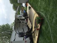 2012 28 ft Sportsman Kz travel trailer