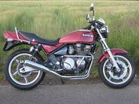 Kawasaki Zephyr ZR550 Motorcycle - 1992