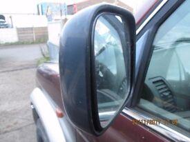 Isuzu Trooper Passenger Side Electric Wing Mirror 2002