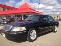 2011 Mercury Grand Marquis Ultimate Edition