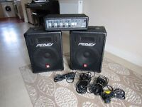 Peavey 400 MP Professional Sound System