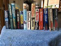 James Patterson Novels (The Women's Murder Club Series all 13 books)