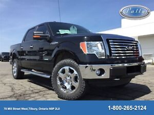 2012 Ford F-150 XLT, Clean Trade, Reverse Camera !!