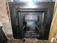 FIRE PLACE BACK 37inch X 37inch
