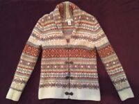 "100 % Wool Women's Sweater Cardigan ""Telluride Clothing Co"""