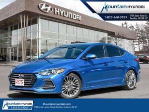 Hyundai Elantra Sport Manual