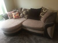 DFS 4 Seater and 3 Seater set for sale