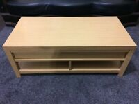 COFFEE TABLE WITH DRAWER EXCELLENT QUALITY & CONDITION